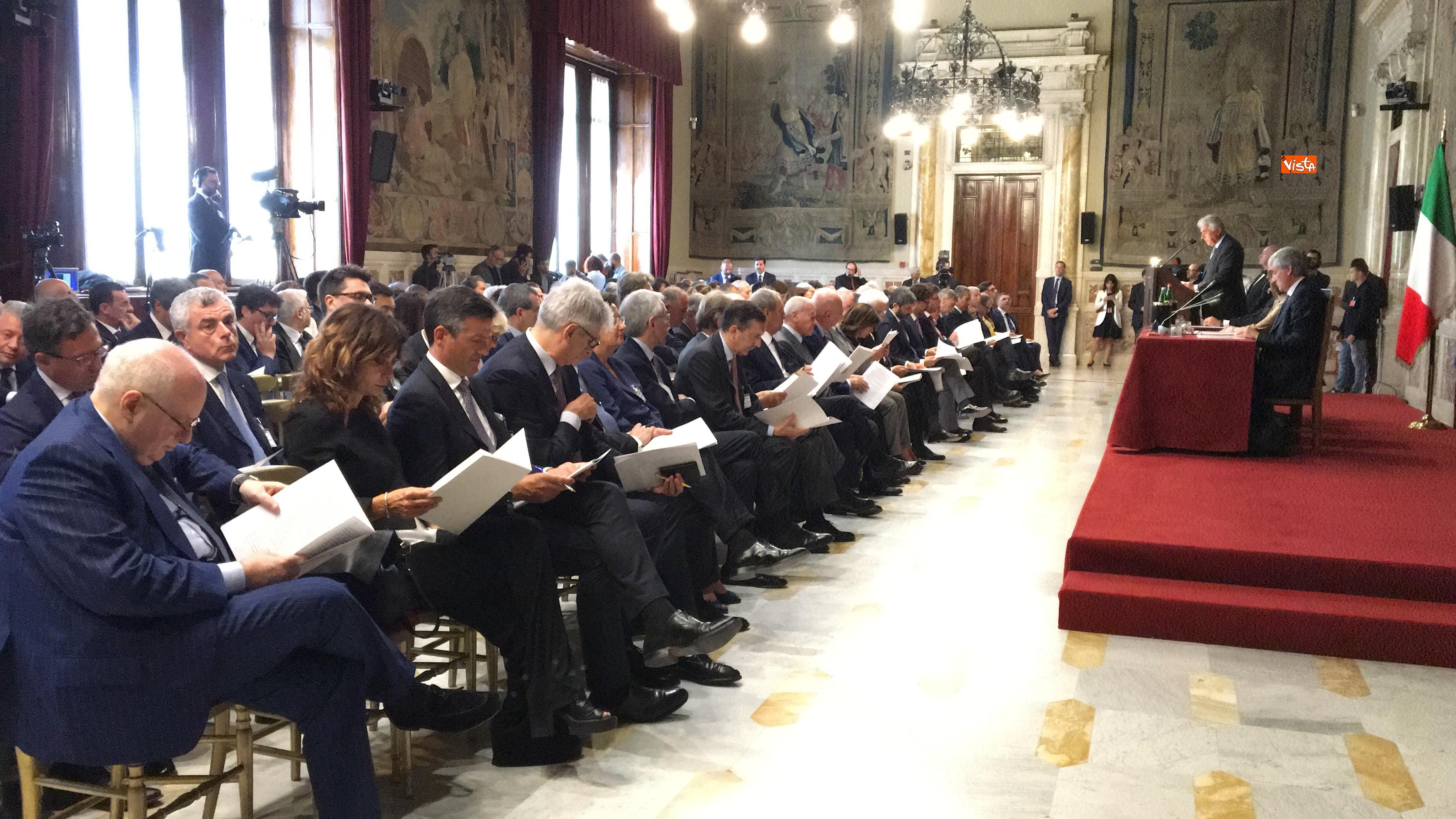 20-06-18 Autorita Trasporti la relazione annuale con Mattarella Toninelli Fico Casellati immagini_08