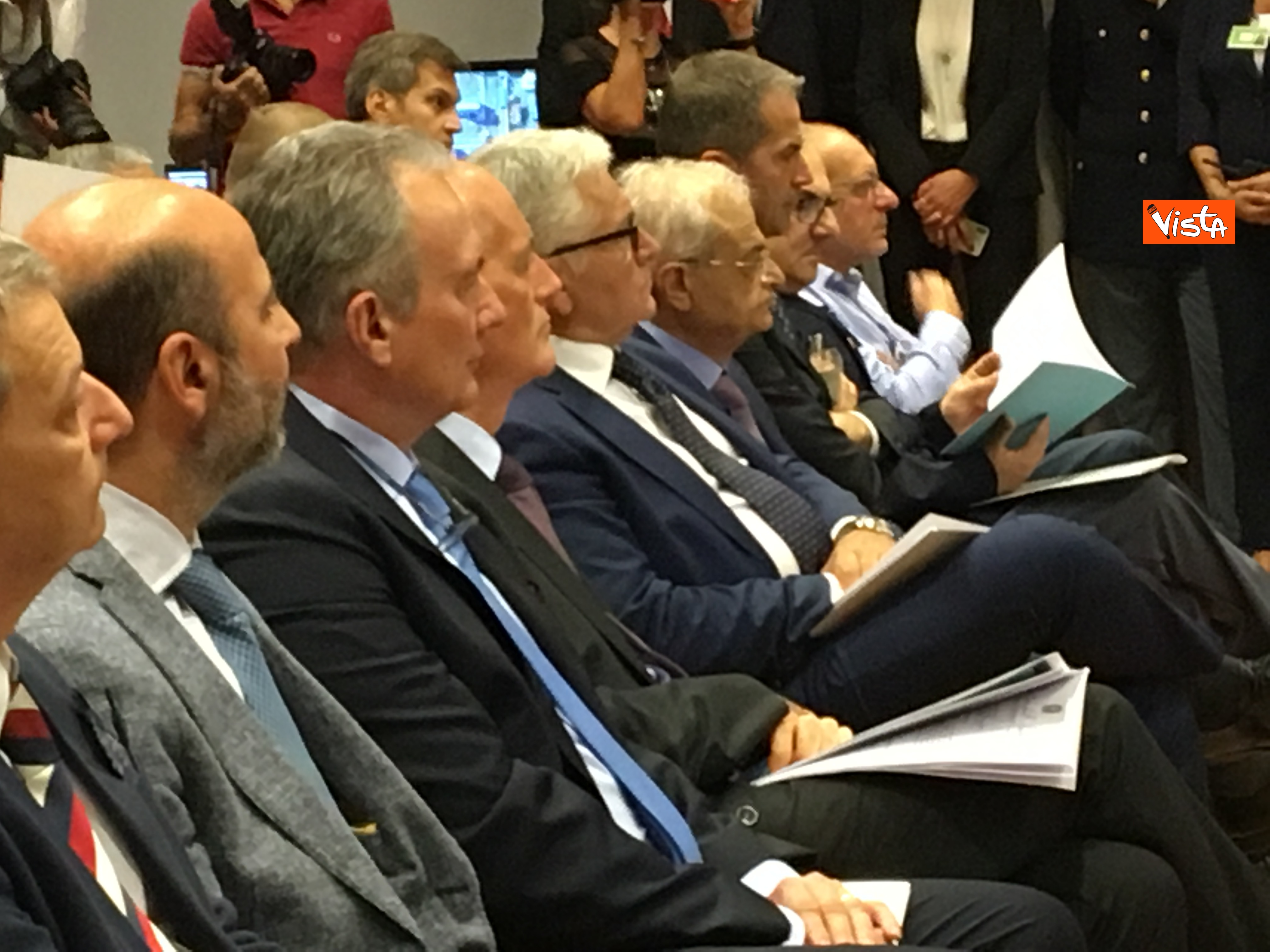 18-07-19 Viabilita Italia il piano di gestione per l esodo estivo presentato al Viminale immagini_15
