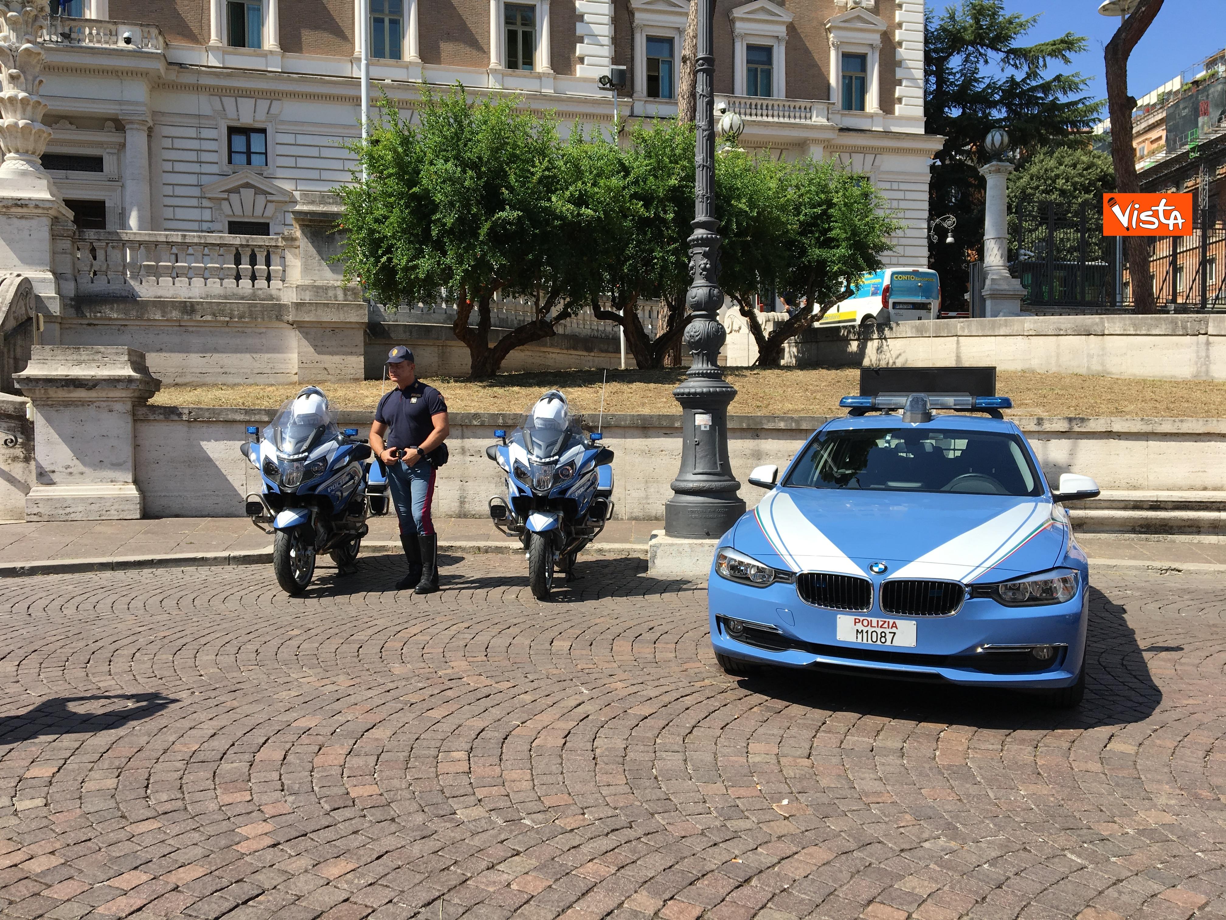 18-07-19 Viabilita Italia il piano di gestione per l esodo estivo presentato al Viminale immagini_03