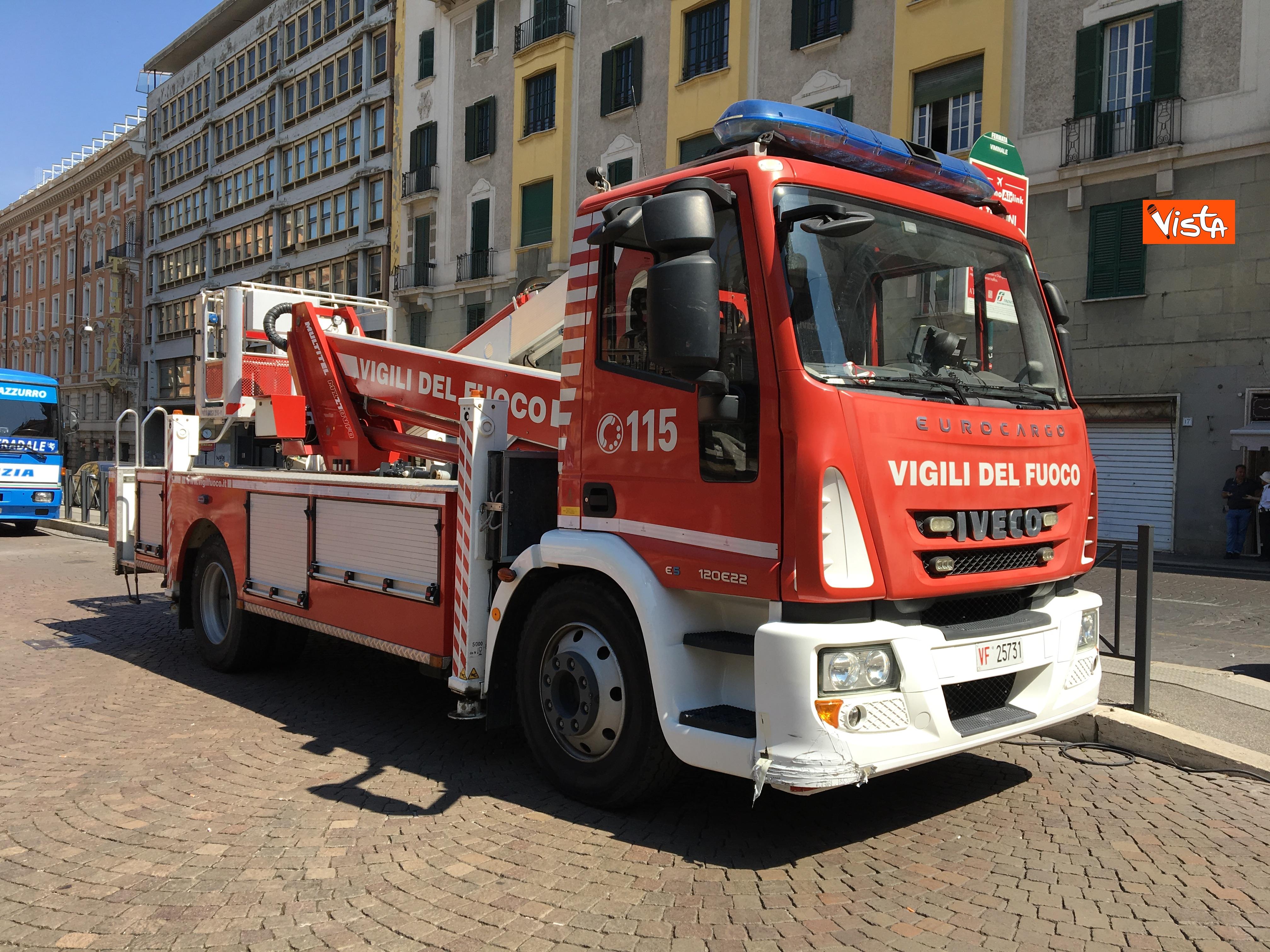 18-07-19 Viabilita Italia il piano di gestione per l esodo estivo presentato al Viminale immagini_07