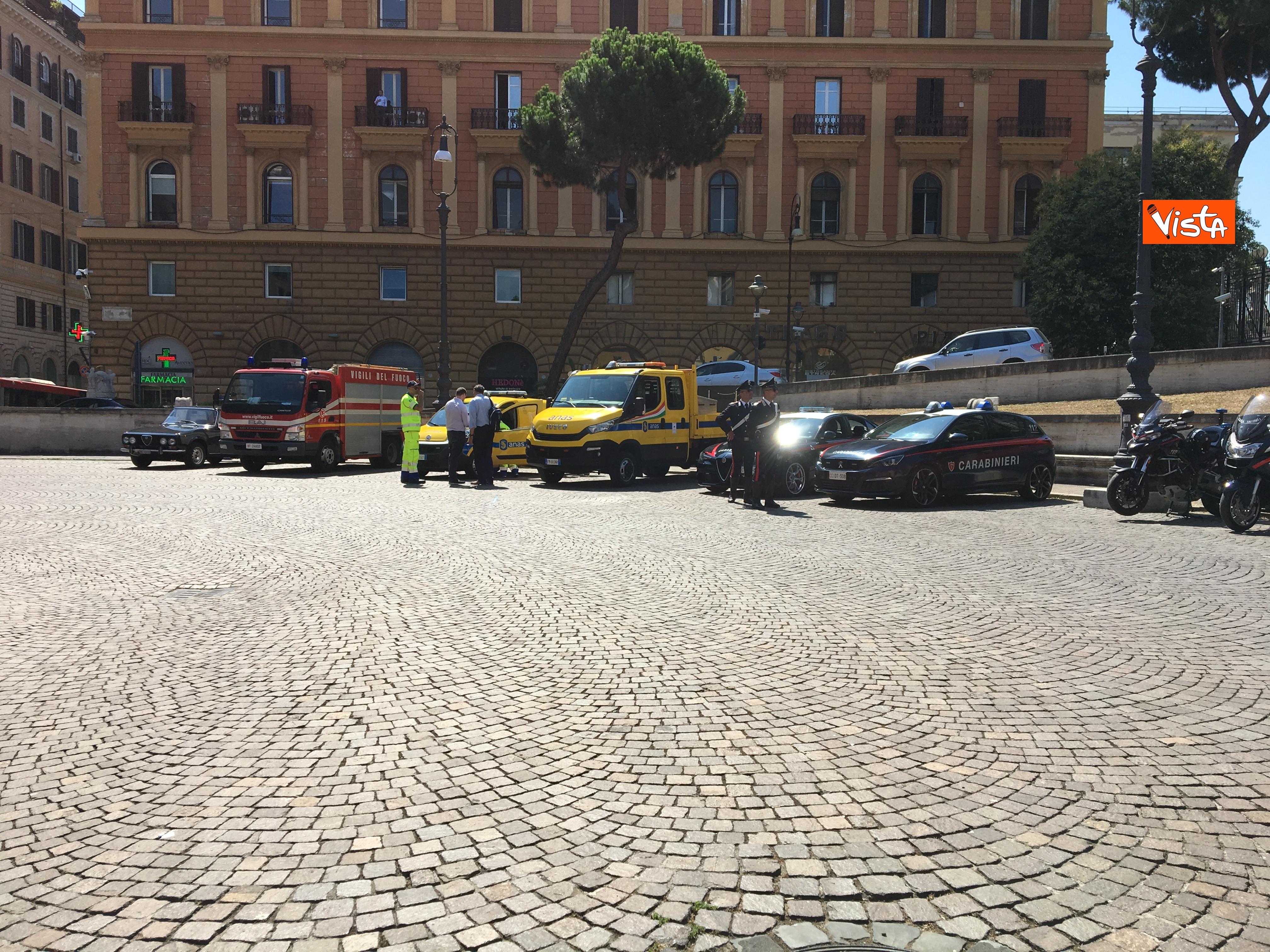 18-07-19 Viabilita Italia il piano di gestione per l esodo estivo presentato al Viminale immagini_04