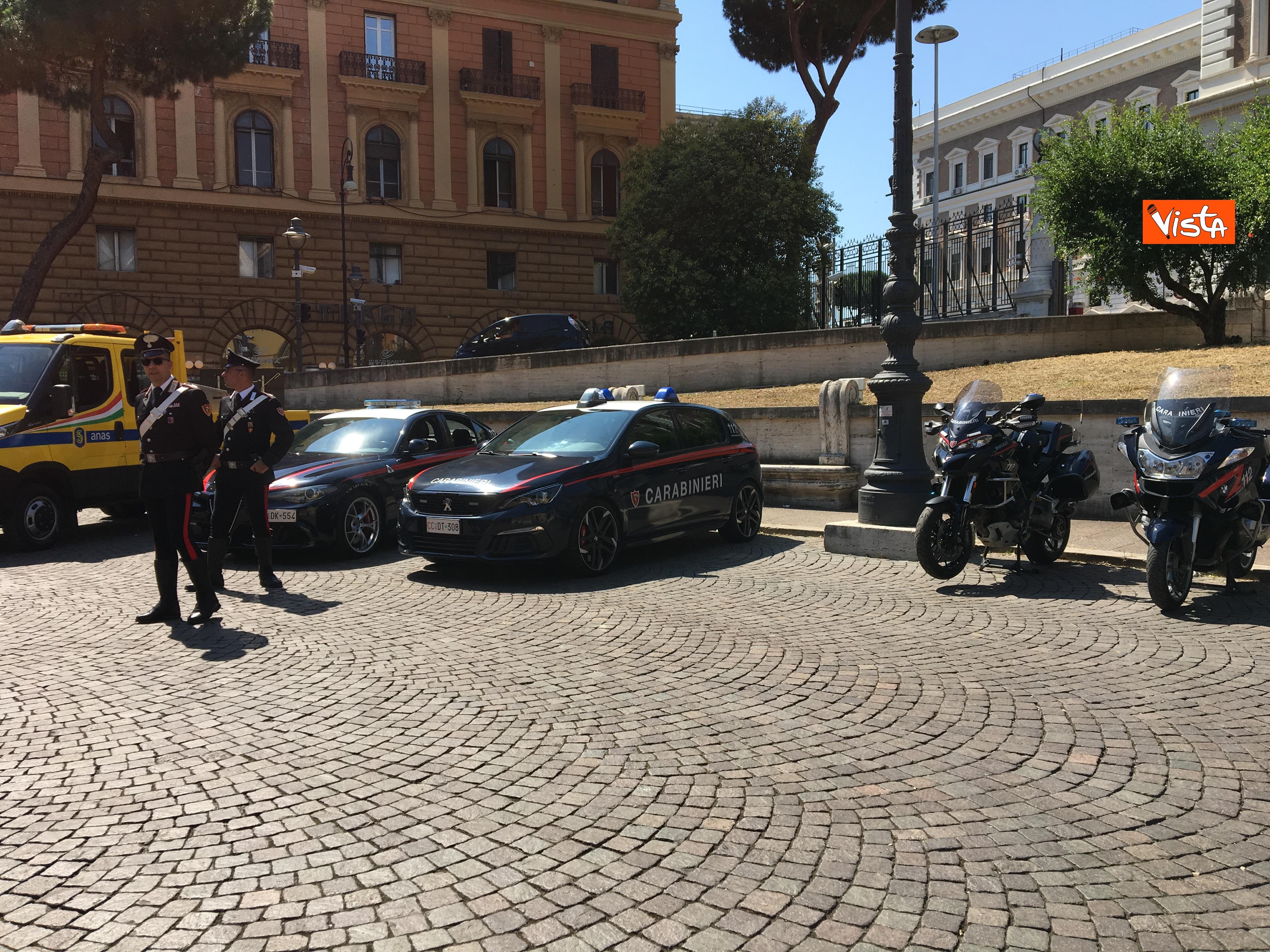 18-07-19 Viabilita Italia il piano di gestione per l esodo estivo presentato al Viminale immagini_05