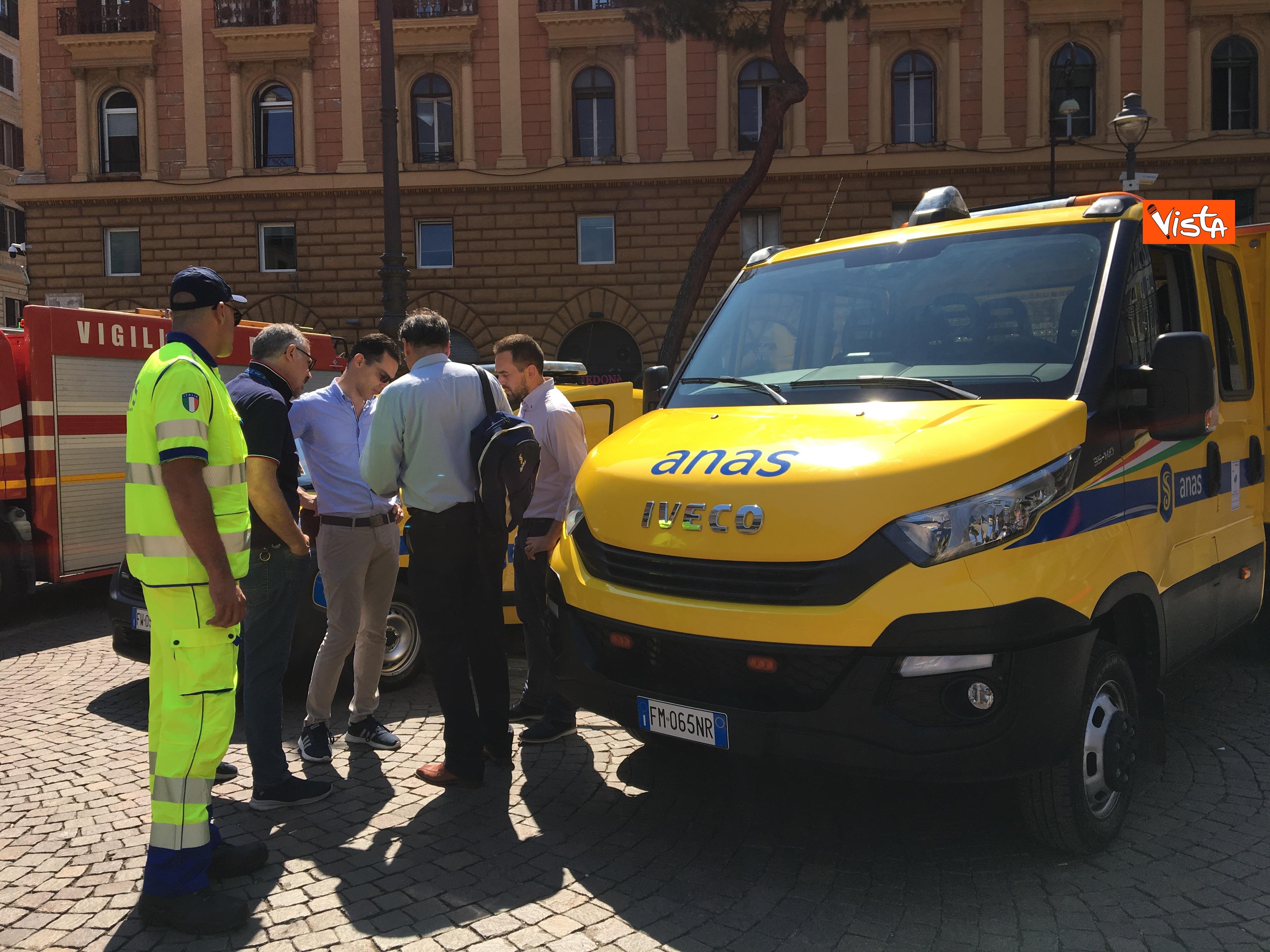 18-07-19 Viabilita Italia il piano di gestione per l esodo estivo presentato al Viminale immagini_09