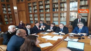 2 - Coronavirus, riunita task-force al Ministero della Salute con il ministro Speranza