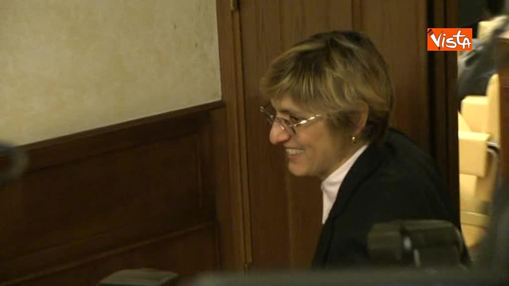 21-03-18 Primo giorno per Giulia Bongiorno, da avvocato a senatrice leghista 00_28282973282697440365