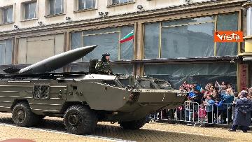 4 - La parata militare a Sofia per la festa dell'esercito in occasione di San Giorgio