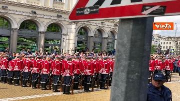 3 - La parata militare a Sofia per la festa dell'esercito in occasione di San Giorgio