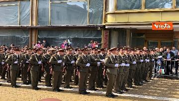 12 - La parata militare a Sofia per la festa dell'esercito in occasione di San Giorgio