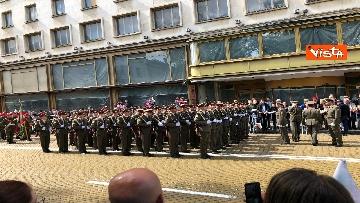 10 - La parata militare a Sofia per la festa dell'esercito in occasione di San Giorgio