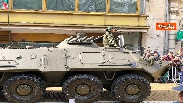 8 - La parata militare a Sofia per la festa dell'esercito in occasione di San Giorgio