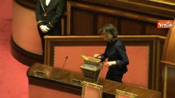 9 - Casellati eletta presidente del Senato