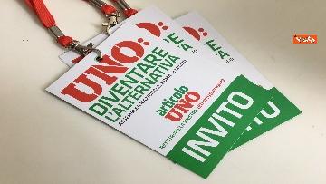 1 - Articolo Uno, l'Assemblea nazionale a Roma immagini
