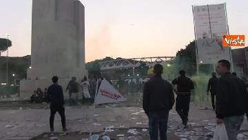 5 - Roma-Liverpool, le immagini fuori dall'Olimpico