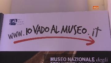 2 - Bonisoli presenta le iniziative per la gratuita' dei musei