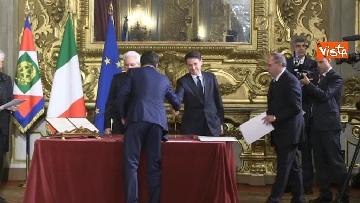 4 - Il giuramento di Salvini, Ministro dell'Interno