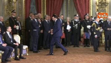 5 - Il giuramento di Salvini, Ministro dell'Interno