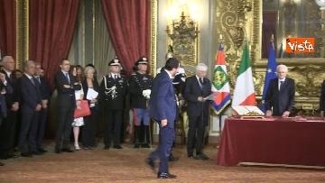 2 - Il giuramento di Salvini, Ministro dell'Interno
