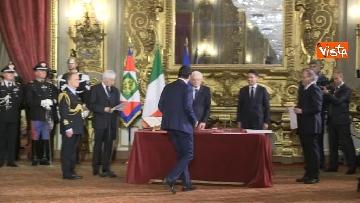3 - Il giuramento di Salvini, Ministro dell'Interno