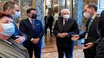6 - Mattarella alla cerimonia per il centenario di Confagricoltura