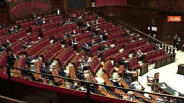 5 - Conte riferisce in aula Camera sul Consiglio Ue
