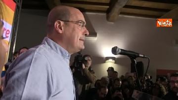 2 - Zingaretti nuovo segretario del Pd, l'intervento