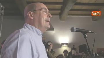 3 - Zingaretti nuovo segretario del Pd, l'intervento