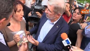 5 - Ponte Morandi, consegnate le chiavi alle prime 5 famiglie sfollate