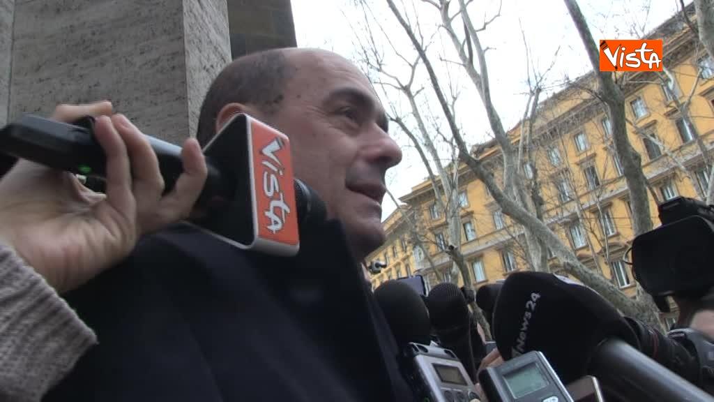 21-03-18 Zingaretti al Mise per firma protocolli per Roma Capitale