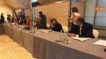 14 - 50 anni delle Regioni, la riunione dei Presidenti a Roma
