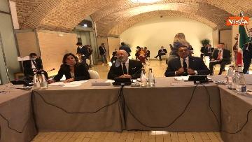 6 - 50 anni delle Regioni, la riunione dei Presidenti a Roma