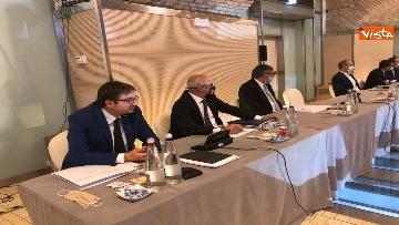 11 - 50 anni delle Regioni, la riunione dei Presidenti a Roma