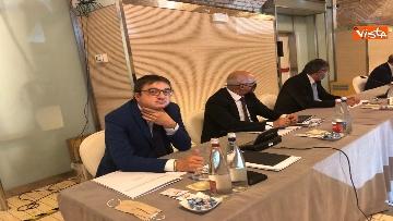 13 - 50 anni delle Regioni, la riunione dei Presidenti a Roma