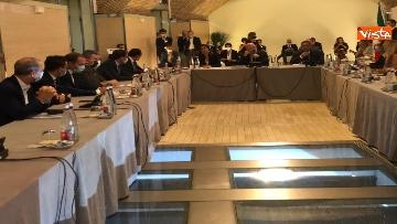 2 - 50 anni delle Regioni, la riunione dei Presidenti a Roma