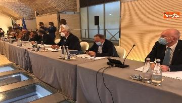 16 - 50 anni delle Regioni, la riunione dei Presidenti a Roma