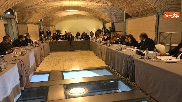 7 - 50 anni delle Regioni, la riunione dei Presidenti a Roma