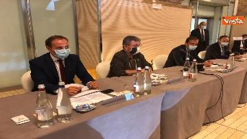 4 - 50 anni delle Regioni, la riunione dei Presidenti a Roma