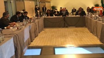 8 - 50 anni delle Regioni, la riunione dei Presidenti a Roma