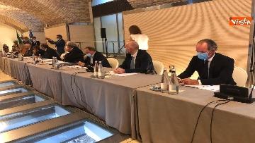 5 - 50 anni delle Regioni, la riunione dei Presidenti a Roma