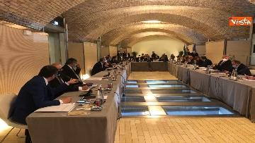 3 - 50 anni delle Regioni, la riunione dei Presidenti a Roma