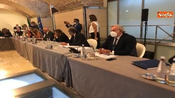 9 - 50 anni delle Regioni, la riunione dei Presidenti a Roma