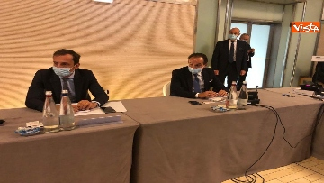 10 - 50 anni delle Regioni, la riunione dei Presidenti a Roma