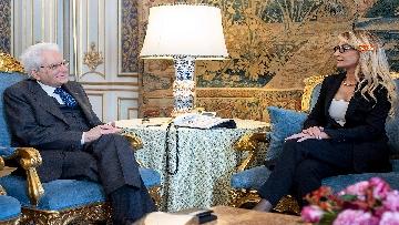 2 - Mattarella incontra una delegazione della Fondazione Guido Carli