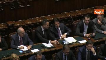 7 - Il Premier Conte in Aula per riferire in vista del Consiglio Europeo