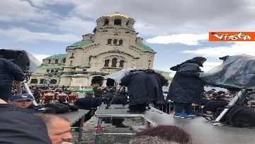 1 -  Papa Francesco in Bulgaria il Regina Coeli a Sofia