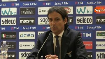 6 - Lazio-Bologna, le conferenze degli allenatori
