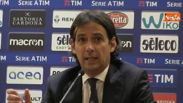 7 - Lazio-Bologna, le conferenze degli allenatori