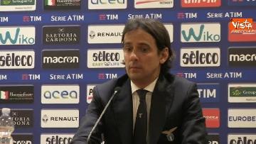 5 - Lazio-Bologna, le conferenze degli allenatori