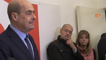 4 - Zingaretti alla sua prima direzione PD da segretario