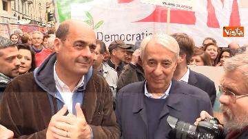 9 - La manifestazione del 25 Aprile a Milano