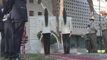7 - Mattarella al 77° anniversario Difesa di Roma, l'omaggio ai caduti al Parco della Resistenza. Le foto